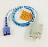 Wholesale New Nellcor Adult Fingertip Spo2 Probe Sensor Silicone Soft ft Pin