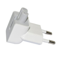 Charger Adapter ac adapter for apple ibook - AC Power Adapter Plug Two Round Pin For Apple MacBook iBook White EU Plug