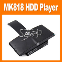 Wholesale MK818TV Box Android4 RK3066 Dual Core Mini PC AV Output HD Camera MIC Bluetooth4 LAN RJ45 with Retail Box