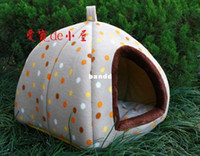 other other other FREE shipping luxury brand portable pet product supplies dog cat house kennel cage puppy warm bed home high quality tent