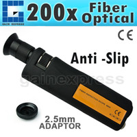 Wholesale CL Portable Fiber Optical Microscope x Magnification CL Inspection Coaxial Illumination