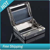 Wholesale Stainless steel Automatic Cigarette Machine Cigarette Rolling Tobacco