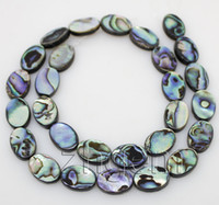 abalone shell beads - natural genuine mm oval abalone shell loose beads gem quot long jewelry DIY