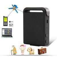 Wholesale TK102 GPS Tracker BabyTrackers Mini Car vehicle tracker Global Real Time bands GSM GPRS GPS Car Tracker