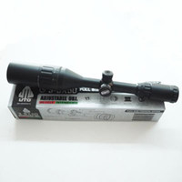 Wholesale 1Pcs LEAPERS UTG X50 Full Size AO Mil dot RGB Zero Locking Resetting Rifle Scope Hunting Scope