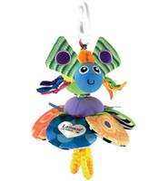 Lamaze jouets 41 styles en tissu Livres Lamaze Jouets Berceau jouets avec hochet dentition infantile développement précoce bébé Kid peluche bébé Story Book