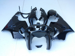 All glossy Black Fairings for Kawasaki Ninja ZX7R ZX-7R ZX 7R ZZR750 1996 - 2003 96 97 98 99 00 01 02 03