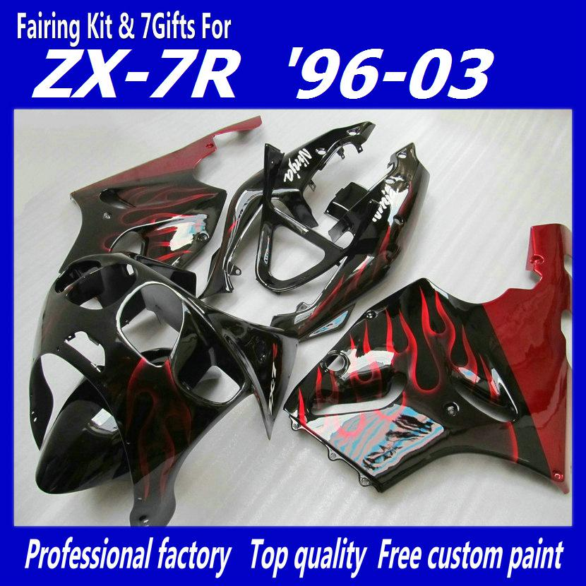Wholesale Kawasaki Zx7r Fairing - Buy Cheap Kawasaki Zx7r Fairing ...