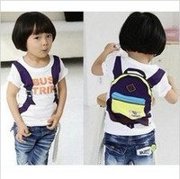 Boy 100 cotton white t shirt - 3 Years Boys Cartoon Backpack Printed T shirt Cotton Children s White Casual Top