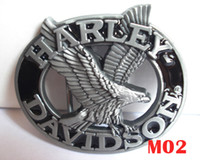 Wholesale Eagle buckle with pewter finish SW H3 suitable for cm wideth belts with continous stock