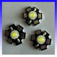 Wholesale high power LED Epistar mil w led lm lm Cool White Warm White With aluminium base