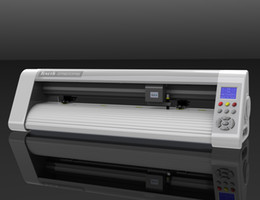 Wholesale 24 Desktop Vinyl cutter plotter with optical sensor and Flexi software T L