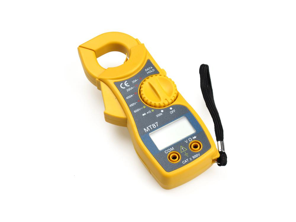 Clamp Meter Brands : Ems brand new digital multimeter electronic
