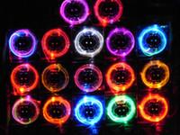 Wholesale LED Flashing Shoelace Light up Shoe Laces Laser Shoelaces Fashionable Jump Change
