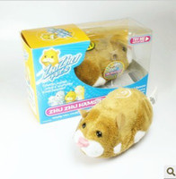 Wholesale Fashion zhu pets hamster electric mouse child early learning toy