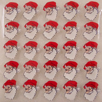 Wholesale Flashing Christmas Brooch Badge Led Light Decorations Christmas Gift for Friends XD142