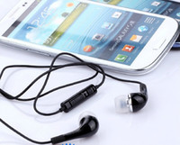 Wholesale 50pcs New In Ear Earphone Headphones with Remote and MIC for Samsung Galaxy Note N7100 Galaxy S3 i9300 S2 i9100 S4 i9500