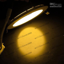 2017 luces de techo led brillantes La luz del panel de 20W LED del techo eficiente super brillante caliente MYY02 Luz AC85V 265V luces de techo led brillantes en venta