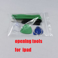 Wholesale DHL express BEST QUALITY in Repairing Tool Kit For iPad repair opening tools