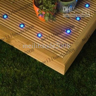 Online cheap mhja55 10 x 30mm led deck light kits plinth for Cheap decking kits sale
