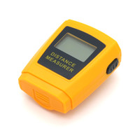 Wholesale 20pcs EMS Brand New LCD Backlight CP3005 Ultrasonic distance measurer laser point Measure Distance M to M Resolution CM or Inch