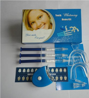 Whitening Kit   Low Price Teeth Whitening 44% Peroxide Dental Bleaching System Oral Gel Kit Tooth Whitener A16-2003