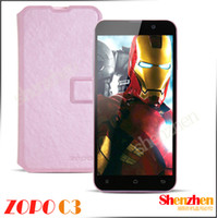 Wholesale Original zopo C3 G MHz Quad Core android MTK6589t with GB RAM GB ROM quot FULL HD Screen cell phone
