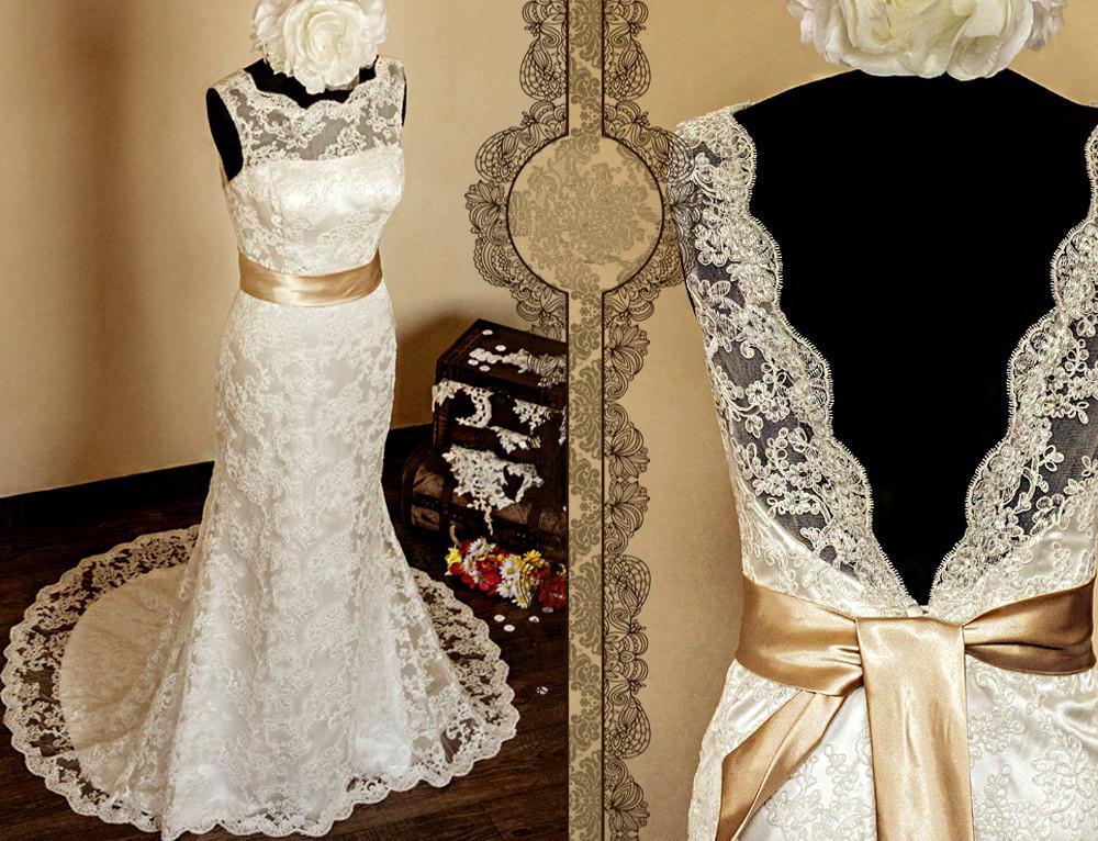 Custom New Formal Vintage Ball Gown Ivory White Strapless V Cut ...
