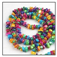 12 Strings lot Cute Mixed Nature Stone Charms Beads Beauty F...