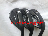 Right Handed S Men 2013 New model golf clubs 588 RTX golf wedges black colors Rotex face 52 56 60 degree 3pcs lot free ship high quality