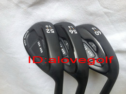 Wholesale 2013 New model golf clubs RTX golf wedges black colors Rotex face degree free ship high quality