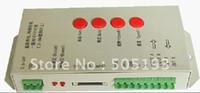 Wholesale TM1804 LPD6803 DMX512 WS2811 DC5 V RGB Pixel Controller for Pixel led lights MAX control IC Version Software