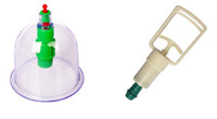 Wholesale set Vacuum Cupping kit cupping therapy cupping cup health products special for clinic amp home good quality