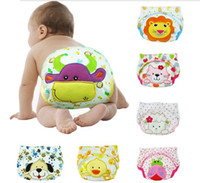 Wholesale Brand New Hot Sale Sassy Baby s boy girl infant toilet pee potty training pants cloth diaper children s underwear Baby Nappies