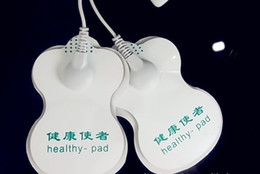 Wholesale 100pcs Electrode Pads healthy pads for Backlight Tens Acupuncture Digital Therapy Machine Massager
