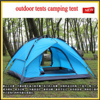 Wholesale Good Water proof Best Family camping tent Automatical camping tents for persons outdoor tents for winter new vesion big tent Z4006