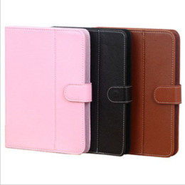 Universal PU Leather Case Cover for 7 inch 8 inch 10 inch Tablet PC WITH MOVABLE SNAP