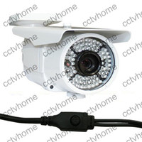 Wholesale 2 mm Varifocal Sony Effio E IR TVL D WDR CCTV Waterproof Security Outdoor IR Cameras With OSD