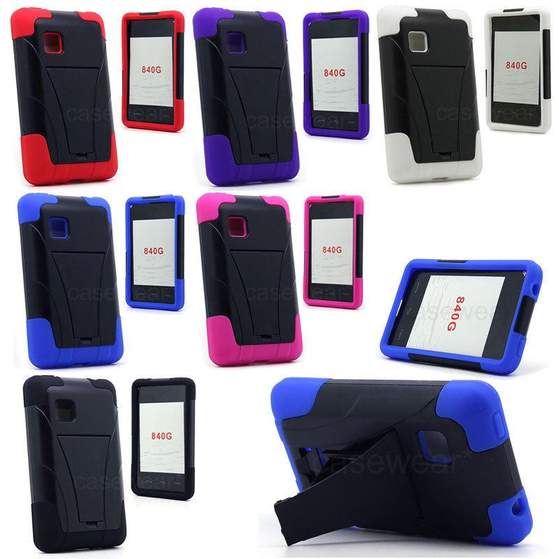 LG Touch Screen TracFone Cases