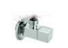angle tap - 1 quot male ending new brass chrome angle valve faucet tap ba02