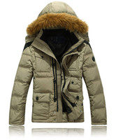 Wholesale fashion contracted down coat JACKET Medium style New products cotton padded clothes thickening stand collar hooded fashion leisure coats