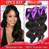 Wholesale Cheap Wavy Brazilian Virgin Hair Body Wave Unprocessed Hair Extensions Human Hair Weave Natural Black Hairstyles quot quot