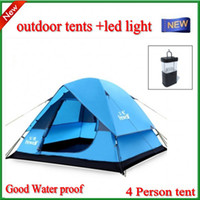Original Sam Camel tent 3- 4 person double layers 4 seasons u...