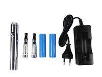 Electronic Cigarette Set Series  2012 Newest Lava Tube 2.0 Variable Voltage Lavatube E-cigarette Kit with 2 x CE4 Atomizer and 2 x 2200mAh