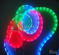 Holiday SMD 5050 Yes LED Strips light 14.4W SMD5050 60pcs M 2811IC AC12-24V Spot Light IP66 Lamp Sports Hall