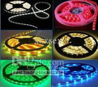 Cheap LED Strip Light 4.8W SMD3528 60pcs M AC12-24V Spot Light IP20 Lamp Sports Hall