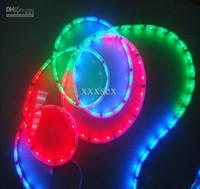 Cheap LED Strip Light 7.2W SMD5050 30pcs M 6803IC AC12-24V Spot Light IP66 Lamp Sports Hall