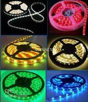Cheap RGB LED Strip Light 4.8W SMD3528 54pcs M AC12-24V Spot Light IP20 Lamp Sports Hall