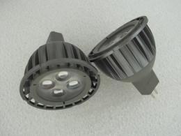Wholesale free shiping MR16 V W warm white or pure white LED SpotLights LED spotlight ceiling spotlights years guaranty