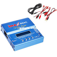 Wholesale Top quality New iMAX B6AC Dual Power Lipo NiMH RC Battery Balance Charger Discharger Blancer amp
